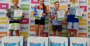 Kinder Joy of moving Tennis Trophy w SCT Pszczyna
