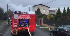 Wybuch gazu w budynku mieszkalnym w Ligocie - spore zniszczenia!