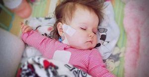 Operacja rączki pilnie potrzebna - przybij piątkę Sarze!
