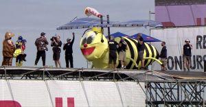 [WIDEO] Czechowiczanie w konkursie lotów Red Bull w Gdyni!