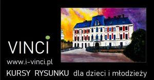 VINCI Rysunek & Architektura - zapisy na 2021/2022