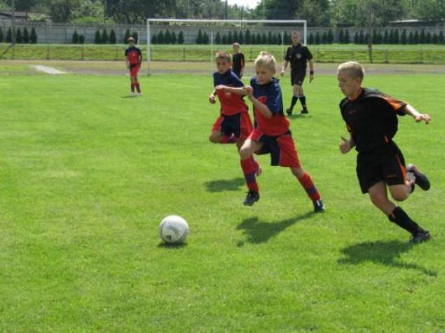 Turniej piłkarskich juniorów w Bestwinie