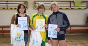II Turniej Piłki Nożnej Halowej Dziewcząt