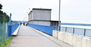 Korona zapory w Goczałkowicach będzie zamknięta przez kilka godzin