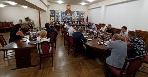 Burmistrzowie i wójtowie z powiatu bielskiego obradowali w Jasienicy