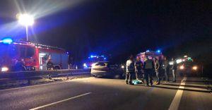 Nie żyje piesza potrącona na DK-1 w Czechowicach-Dziedzicach