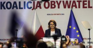 Wyniki ankiety wyborczej: Koalicja Obywatelska przed PiS-em