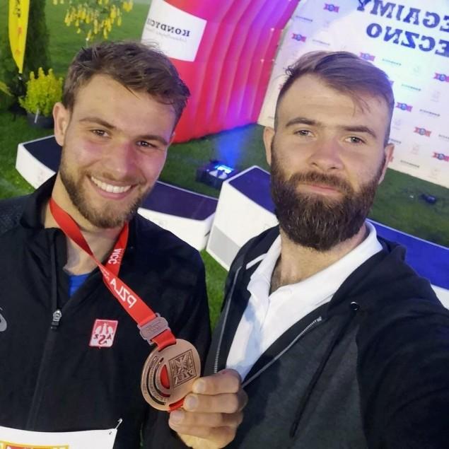 Czechowiczanin medalistą Młodzieżowych Mistrzostw Polski