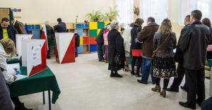 Wybory samorządowe odbędą się 21 października, druga tura - 4 listopada
