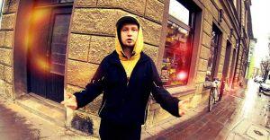 Raper Wieju z Czechowic-Dziedzic nagrał kawałek wspólnie z DJ 600V