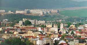 Burmistrz z wizytą w Żylinie na Słowacji