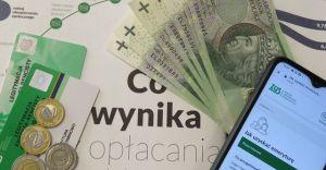 Kilkanaście groszy emerytury. Bielski ZUS podał statystyki świadczeń