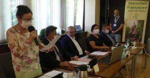 Nadzwyczajna sesja Rady Powiatu Bielskiego za nami