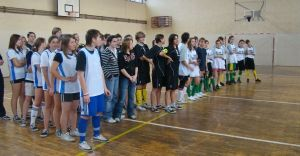 Foto-temat: Futsal dziewcząt