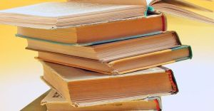 Giełda podręczników w bibliotece