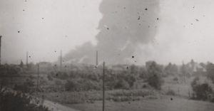Jak Amerykanie amerykańską rafinerię zbombardowali