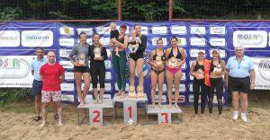 MOSiR: kobiety rywalizowały w VI Otwartych Mistrzostwach Śląska