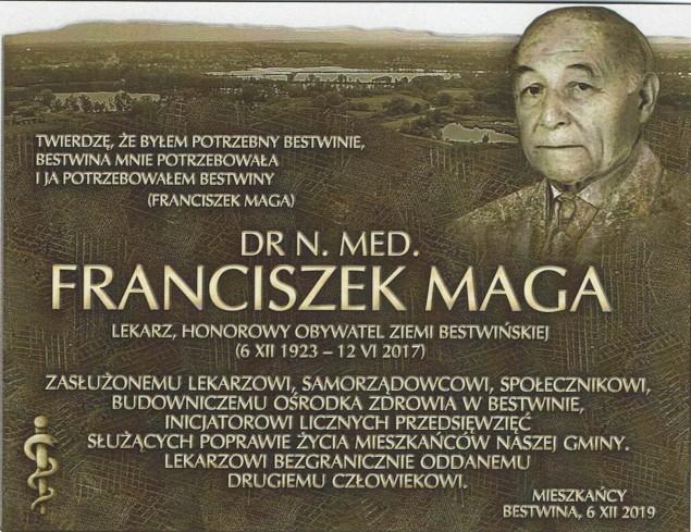 Franciszek Maga