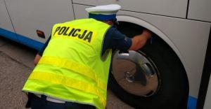 Bielscy policjanci będą sprawdzać przewozy dzieci na wakacje