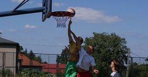 Streetball Bestwina 2008 rozegrany!