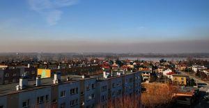 Przez trzy dni był przekroczony poziom alarmowy pyłu PM10