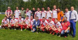 MRKS II Czechowice-Dziedzice awansował do ligi okręgowej!