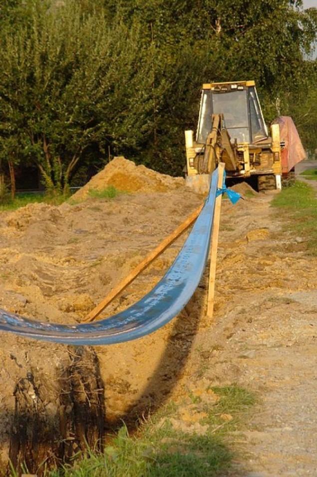 Utrudnienia w ruchu, budowa kanalizacji