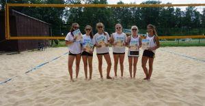Turniej Siatkówki Plażowej o Puchar Radnych Powiatowych