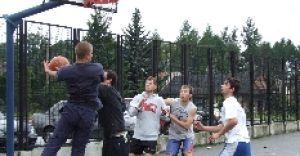 Streetball Bestwina '2007 rozegrany