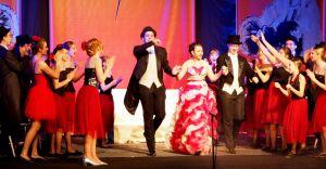 "Trwa IX Letni Festiwal Wokalno-Teatralny ""Lew"""