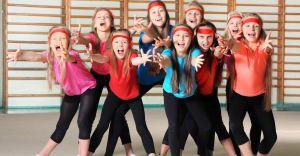 Grafik zajęć tanecznych dla dzieci w 2020 roku w Mandla Nauka Tańca