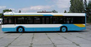 Nowy autobus w Czechowicach