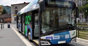 """PKM testuje elektryczny autobus. Gmina chce kupić cztery """"elektryki"""""""
