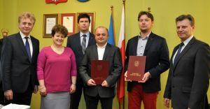 Nagrody Burmistrza dla dyrygenta oraz muzyka kulturoznawcy