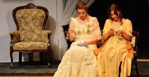 """Spektakl """"Śluby panieńskie"""" Teatru Muzycznego Movimento"""