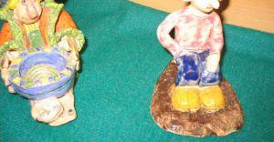 Wystawa prac ceramicznych
