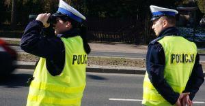 Pieszy na drodze - policjanci w trosce o niechronionych uczestników ruchu
