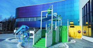 [ZDJĘCIA] Za miesiąc otwarcie największego aquaparku w regionie!