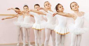 Zajęcia taneczne dla najmłodszych dzieci i młodzieży w SCT Pszczyna!