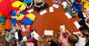 Czwartkowe popołudnia z angielskim dla dzieci w wieku 3 i 4 lat