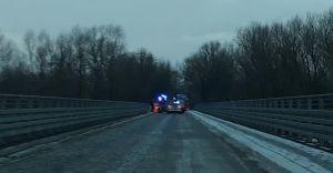 [FOTO] Samobójstwo na moście w Goczałkowicach. Nie żyje 62-latek!