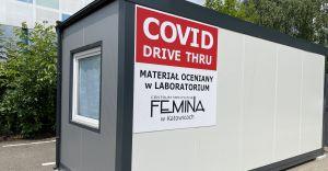Sprawdź gdzie możesz wykonać wakacyjny test na COVID-19