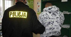 Nieletni włamywacz na ul. Góniczej