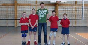 Siatkarski  turniej w Czechowicach