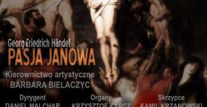 Pasja Janowa w kościele pw. N.M.P.