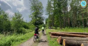 Rowerem po regionie: Jedziemy w lasy czarnoleskie