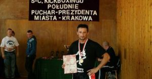 Kolejny medal Roberta Szatanika