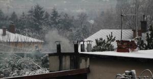 Nagłe pogorszenie jakości powietrza - duże zanieczyszczenie i smog