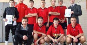 Zagrali o Puchar Dyrektora ZS Silesia