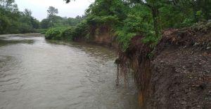 Wody Polskie reagują na uszkodzenia przy rzece Białej